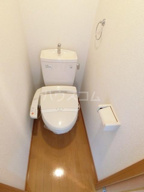 そうりはうす 205号室のトイレ