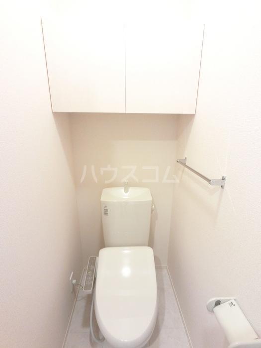 ボヌールのトイレ