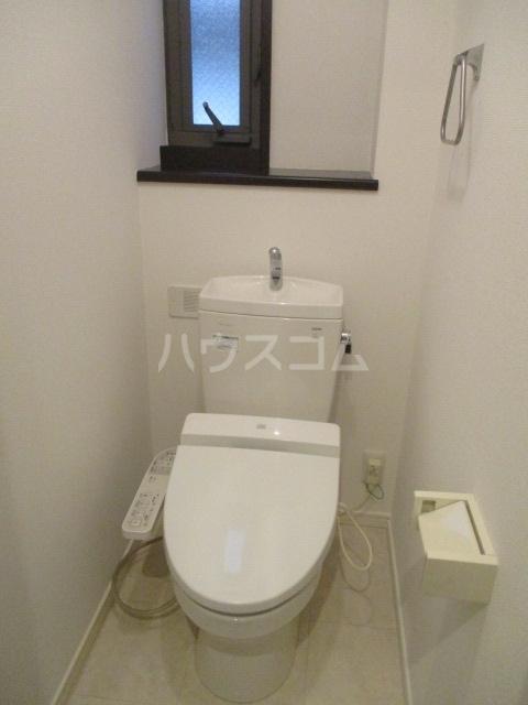エスパシオのトイレ