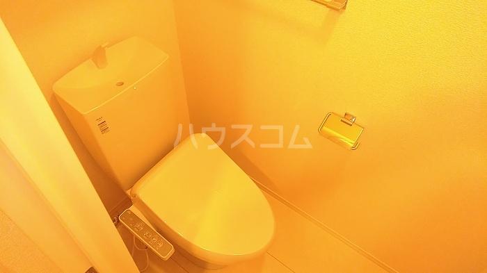 ブルースカイTのトイレ