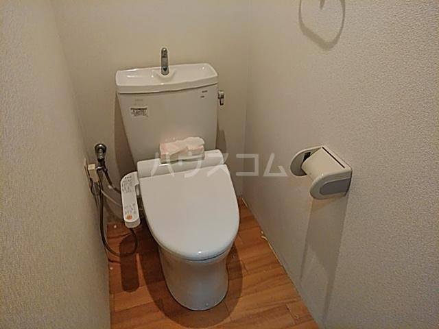 カロン・シャトーのトイレ