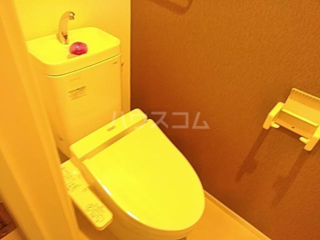 スプランドゥール春日のトイレ