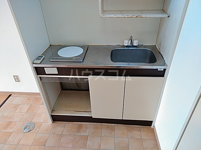 佐伯ビル 205号室のキッチン