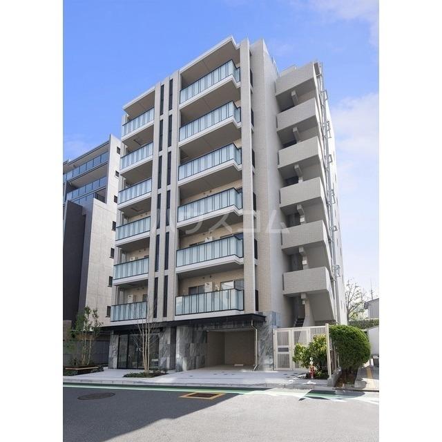 グランカーサ上野入谷外観写真
