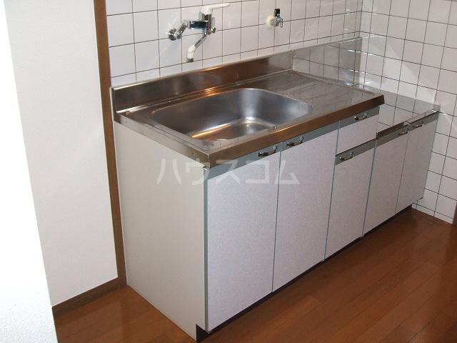 liberte Ⅱ 205号室のキッチン