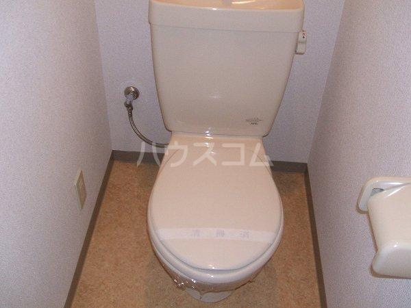 liberte Ⅱ 205号室のトイレ