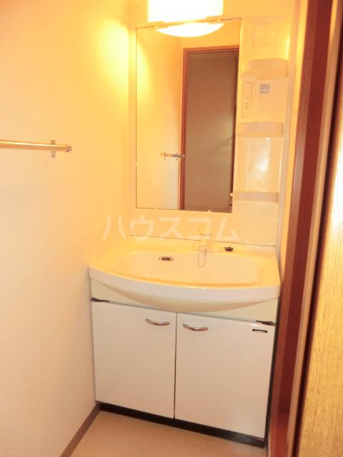 liberte Ⅱ 205号室の洗面所