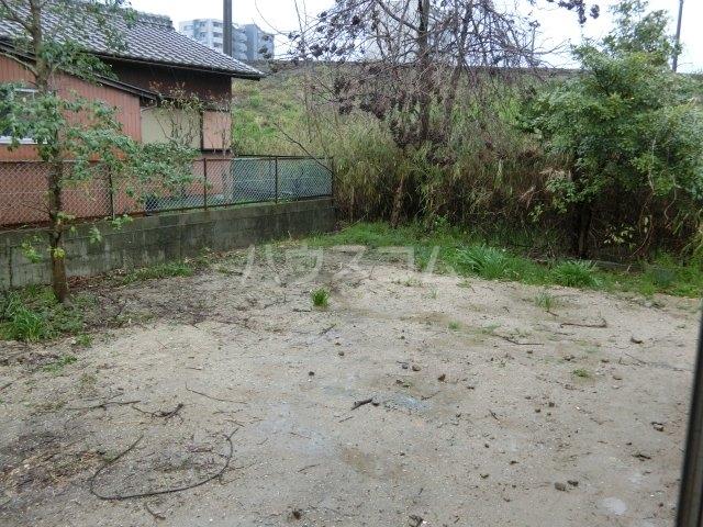富田4丁目平屋の庭