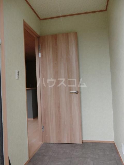 富田4丁目平屋の洗面所