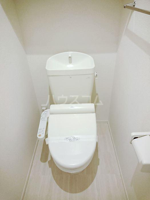 HIBARIのトイレ