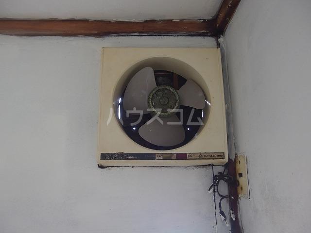 守屋貸家の設備