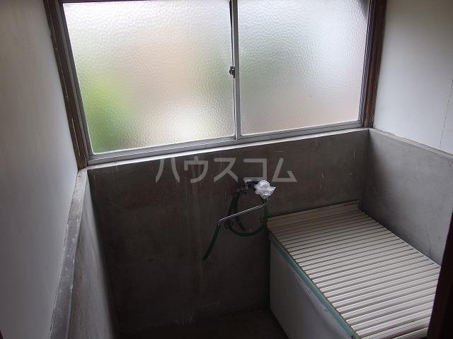 守屋貸家の風呂