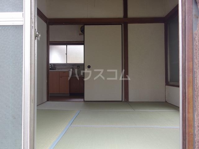 守屋貸家の居室