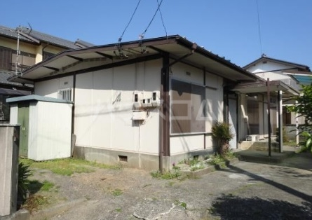 藤岡上野邸の外観