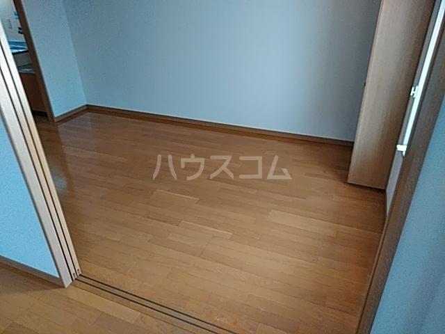 松原マンションのベッドルーム