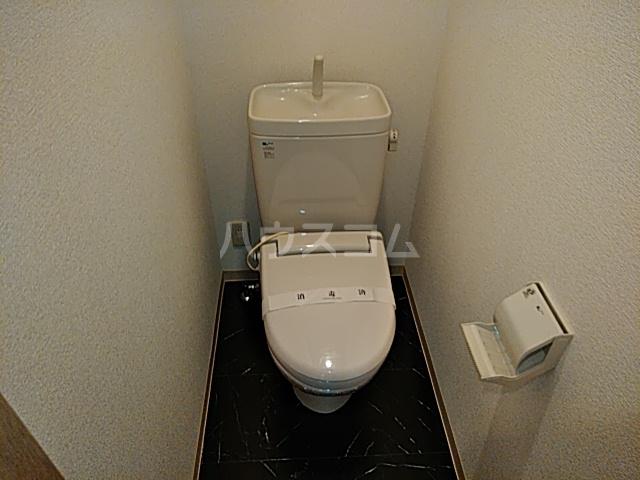 松原マンションのトイレ