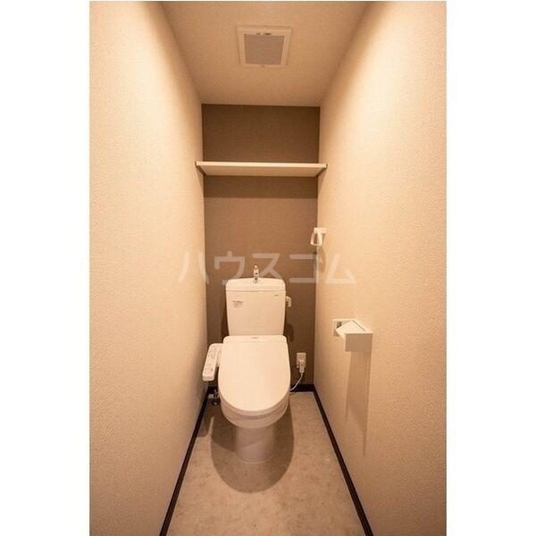 Miraiのトイレ