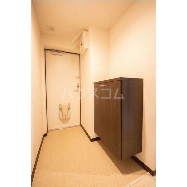 Miraiの玄関