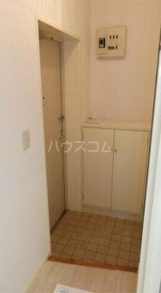 ライオンズマンション用賀 307号室の玄関
