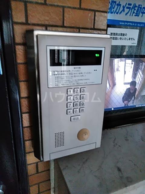 ライオンズマンション用賀 307号室のセキュリティ