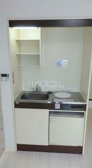 ライオンズマンション用賀 307号室のキッチン