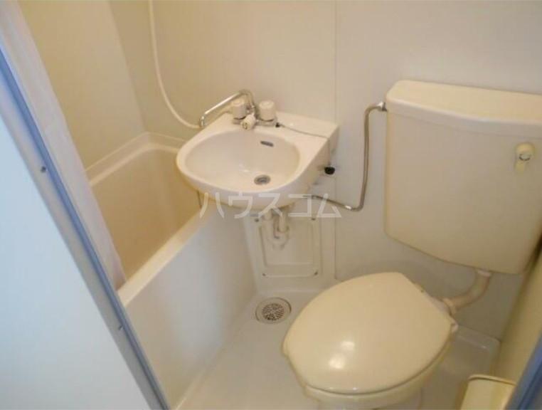 ライオンズマンション用賀 307号室の風呂