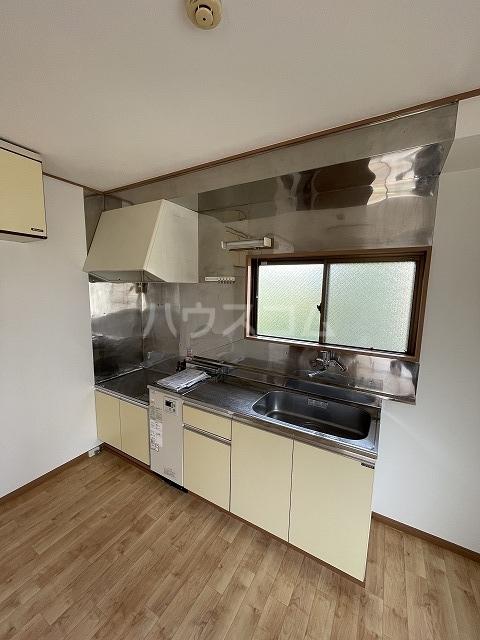 テラス高山のキッチン