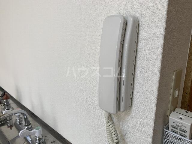 コンフォート豊中リバーサイドⅡ 107号室のセキュリティ