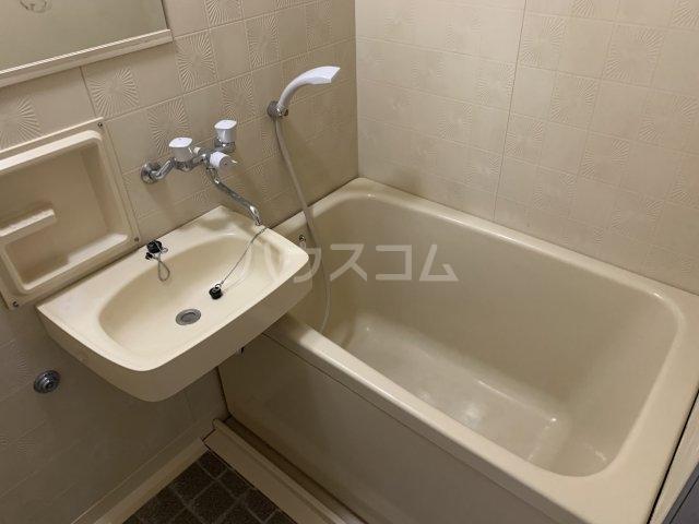 コンフォート豊中リバーサイドⅡ 107号室の風呂