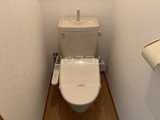 コンフォート豊中リバーサイドⅡ 107号室のトイレ