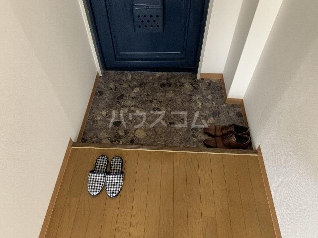 コンフォート豊中リバーサイドⅡ 107号室の玄関