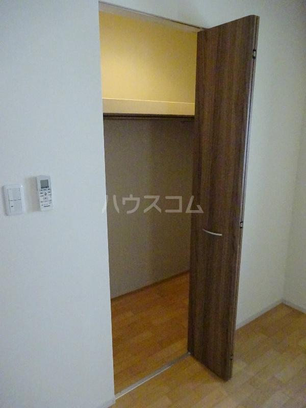 クオーレ 106号室の収納