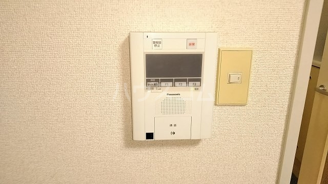 ヴェラハイツ鶴見 205号室のセキュリティ