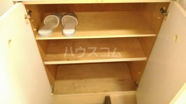 ヴェラハイツ鶴見 205号室の収納