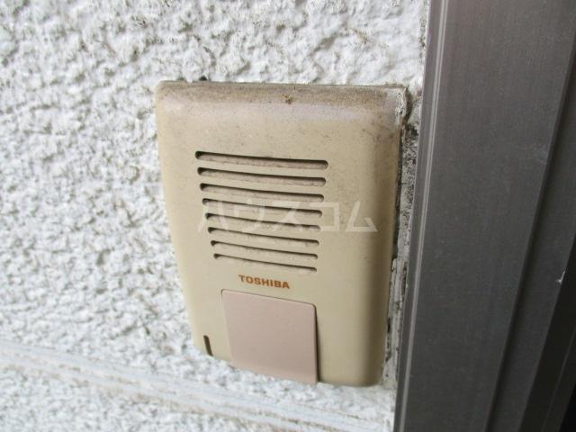 コーポパイン 202号室のセキュリティ