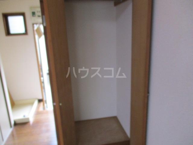 コーポパイン 202号室の収納