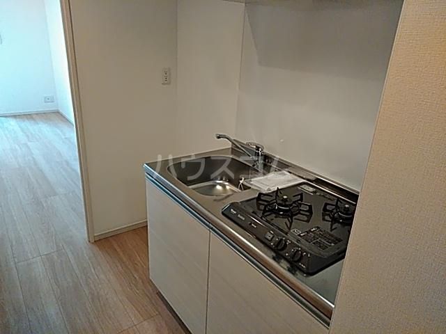 グレイス千葉中央のキッチン