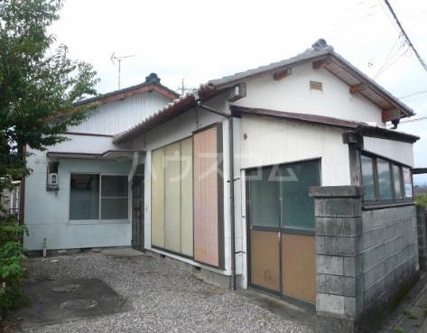 中根新田大塚邸の外観