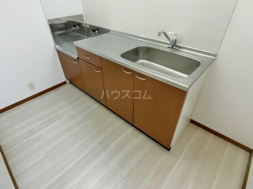 メゾン21 503号室のキッチン