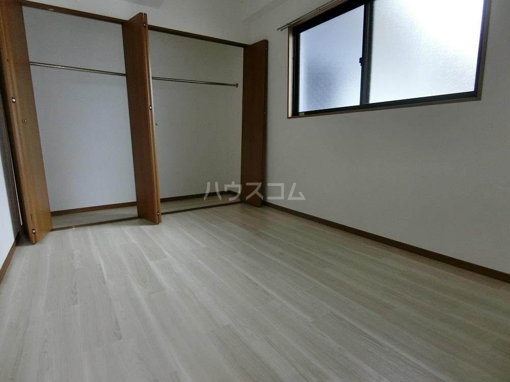 メゾン21 403号室の居室