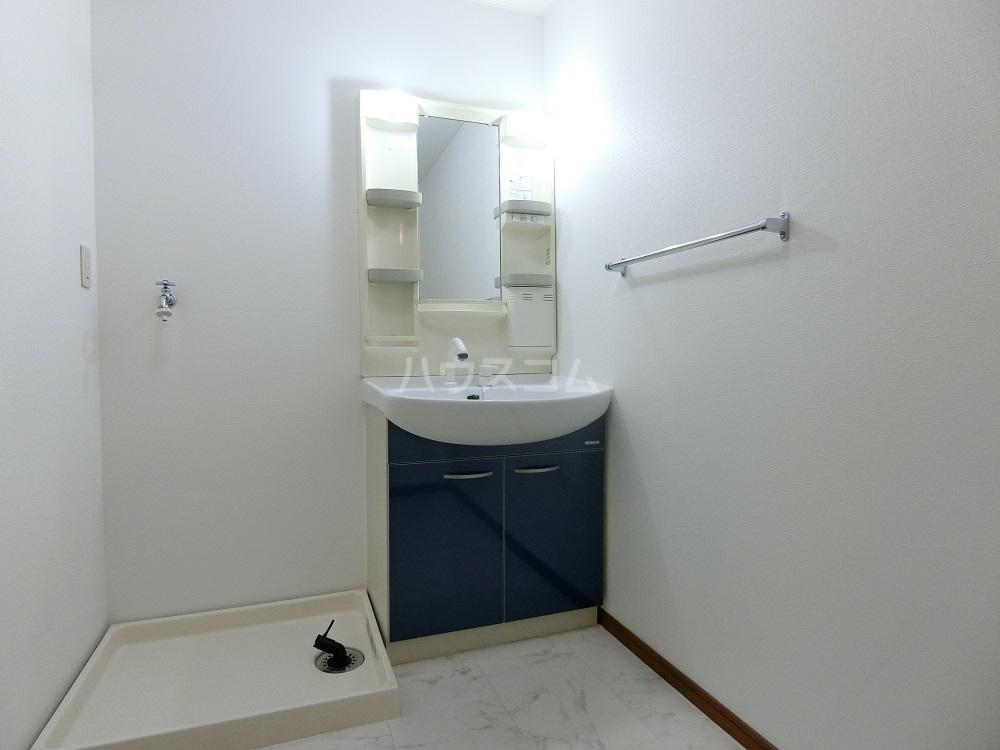メゾン21 403号室の洗面所