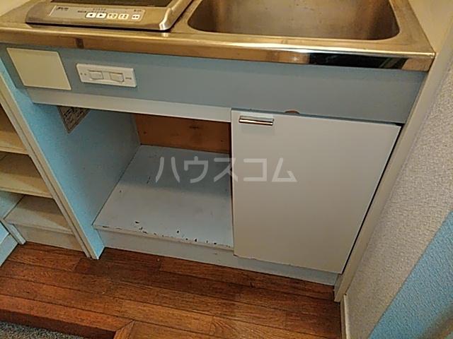 スペースイン笠寺 203号室の収納