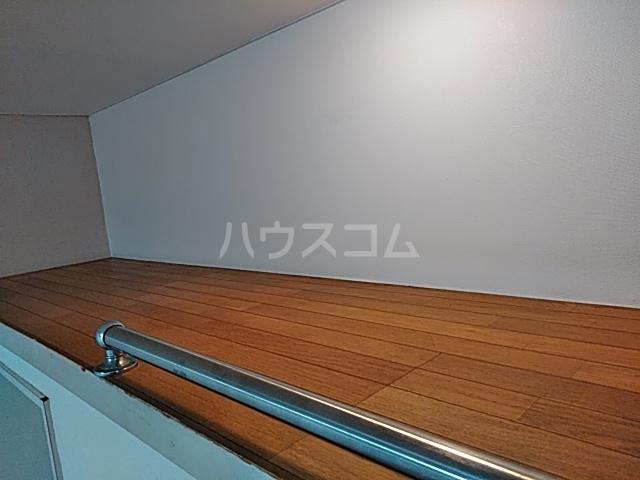 スペースイン笠寺 203号室のベッドルーム