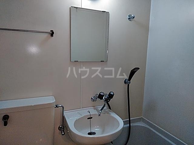 スペースイン笠寺 203号室の洗面所