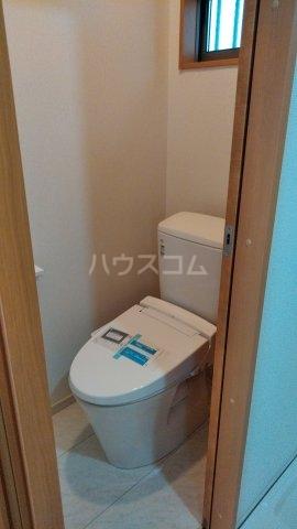 ミソラ荘 101号室のトイレ