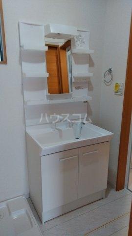 ミソラ荘 101号室の洗面所