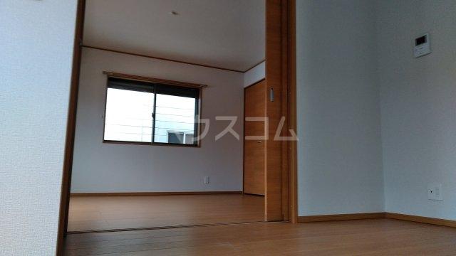 ミソラ荘 201号室の居室