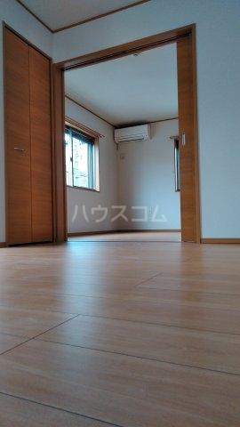 ミソラ荘 201号室のリビング