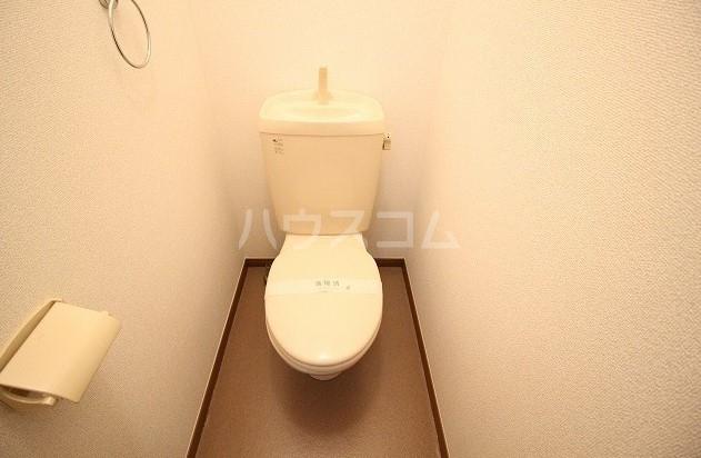 アムール桜屋 101号室のトイレ