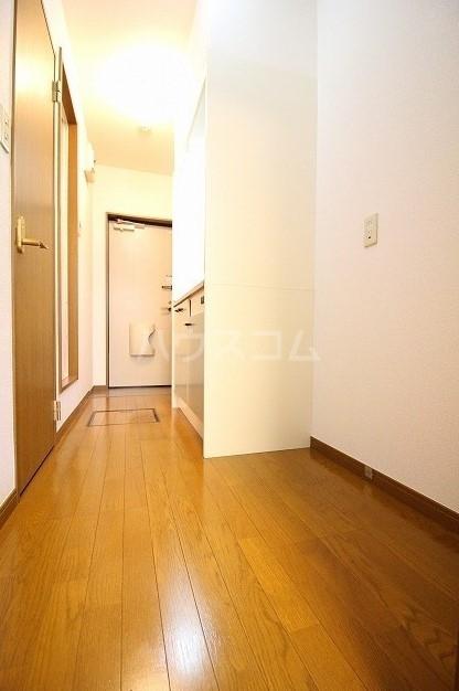 アムール桜屋 101号室の玄関